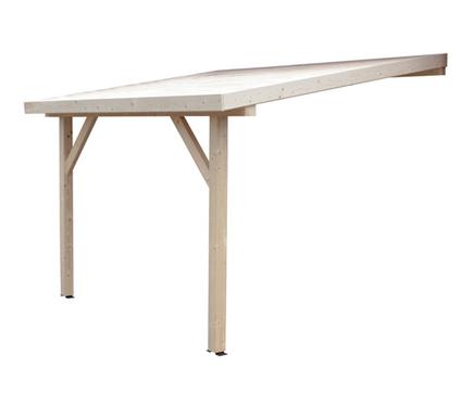 Pergolas de madera8 for Terrazas leroy merlin