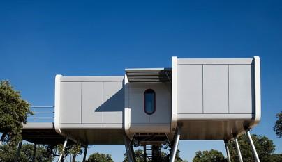 Spaceship Home1