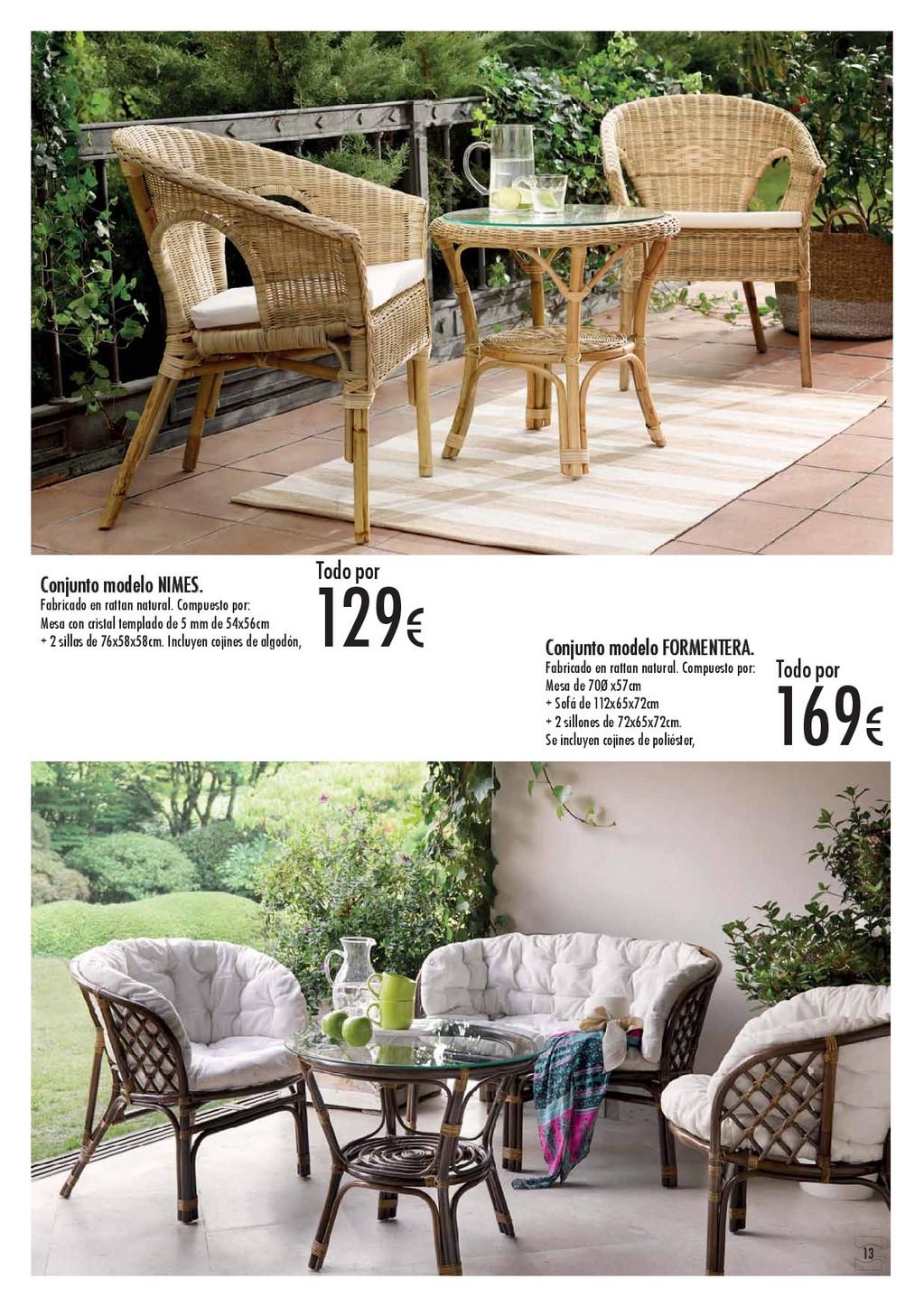 Terraza y jardin hipercor 201613 for Hipercor sombrillas jardin