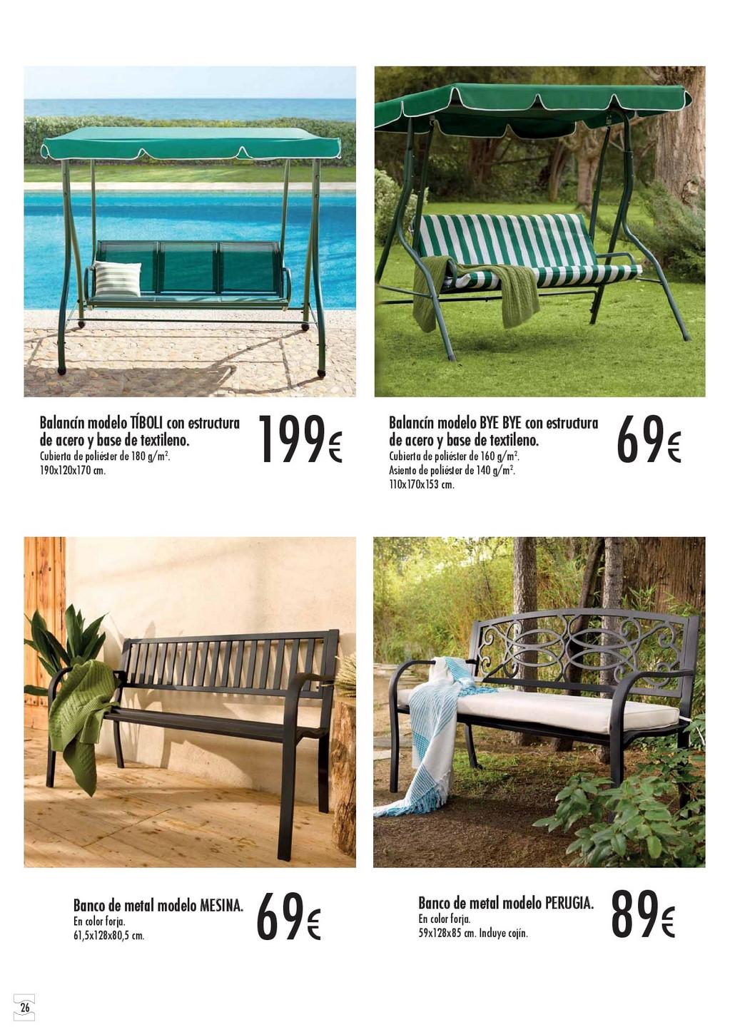 Terraza y jardin hipercor 201626 for Hipercor sombrillas jardin