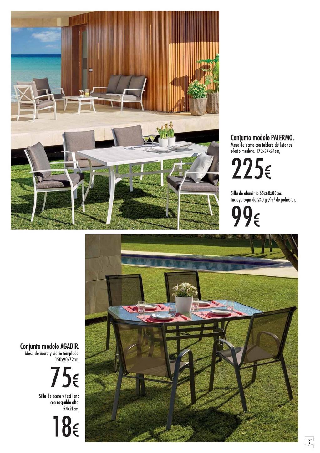 Terraza y jardin hipercor 20169 for Hipercor sombrillas jardin