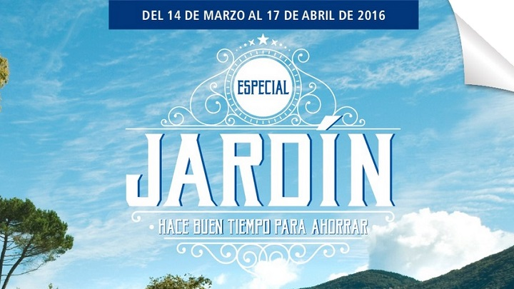 Decorablog revista de decoraci n for Revista jardin 2016