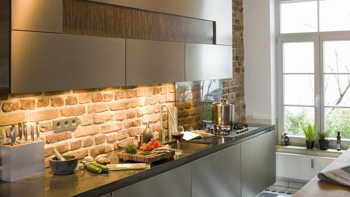cocina iluminacion