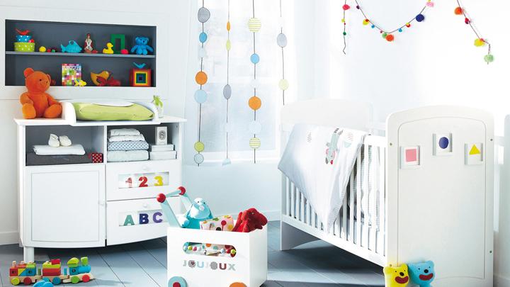 consejos para decorar la habitacion del bebe