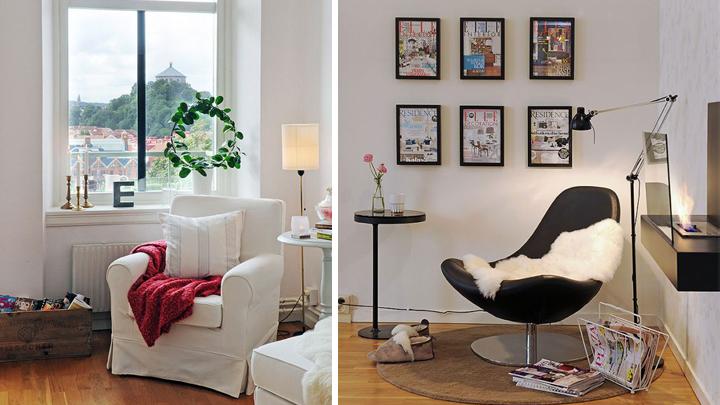 Decorablog revista de decoraci n for Decorar esquinas salon