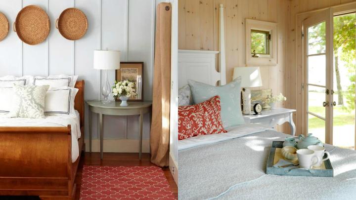 dormitorios cottage