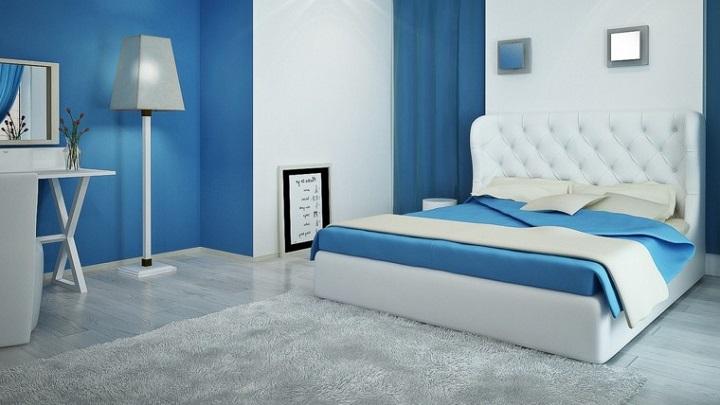 Los mejores colores para un dormitorio peque o - Colores para dormitorios pequenos ...