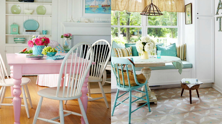 Ideas para decorar con estilo cottage - Decoracion casa ideas ...