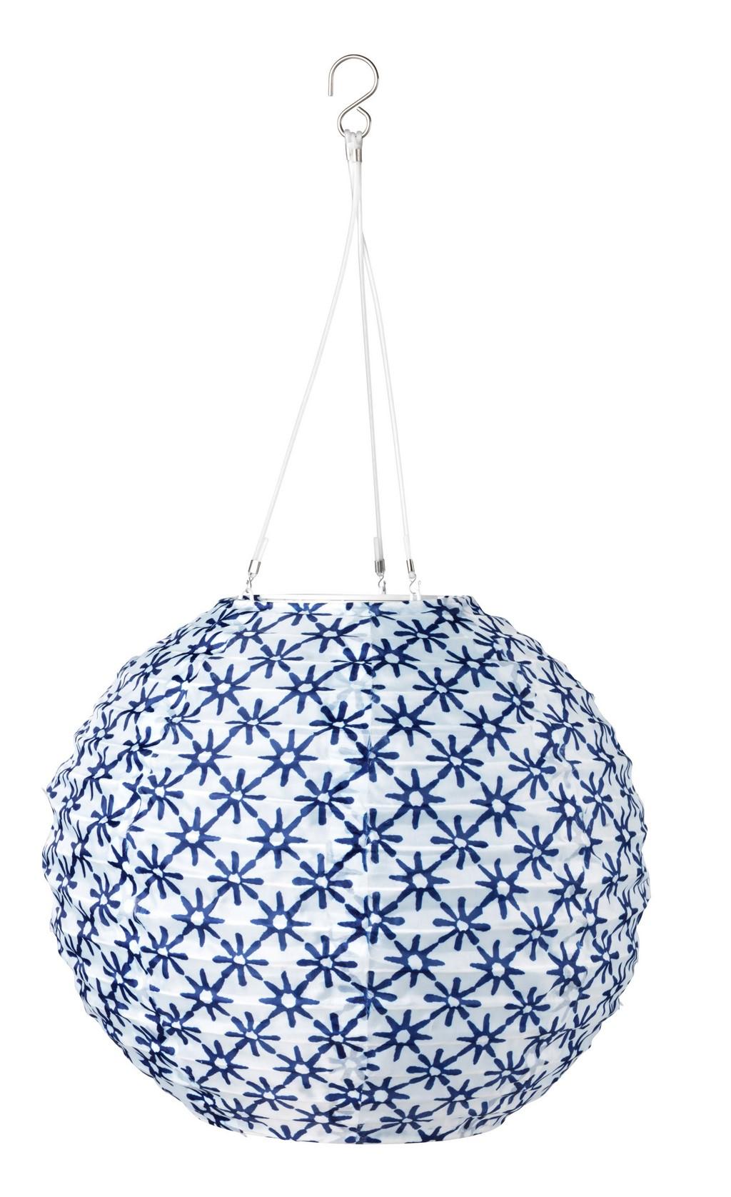 Ikea verano 2016 pe560118 solvinden lampara led energia for Lampara globo ikea