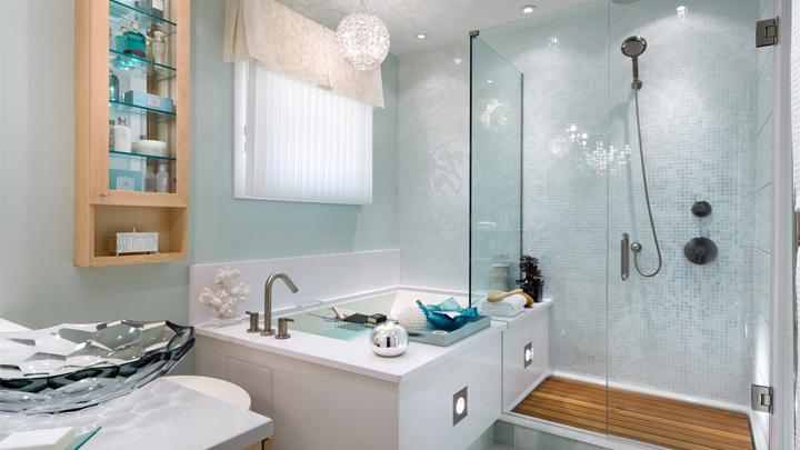 Cuarto de baño decoracion: ideas de decoración baños pequeños ...