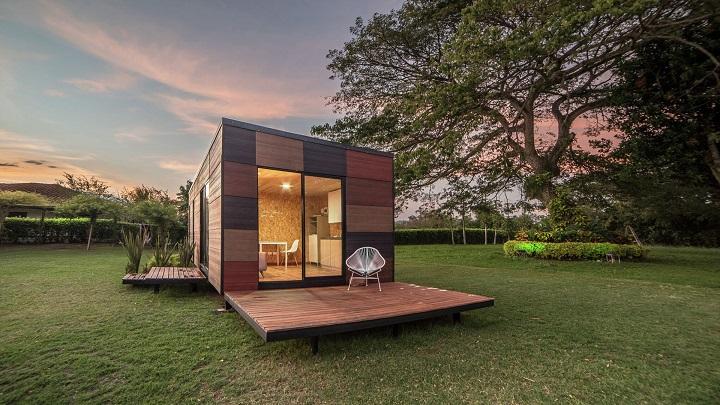 Decorablog revista de decoraci n for Casas prefabricadas modernas