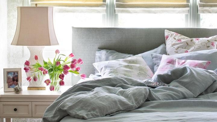 Consejos e ideas para decorar un dormitorio en primavera for Ideas originales para decorar un dormitorio