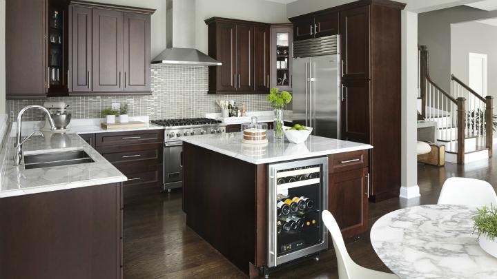 Apartamento Chicago cocina