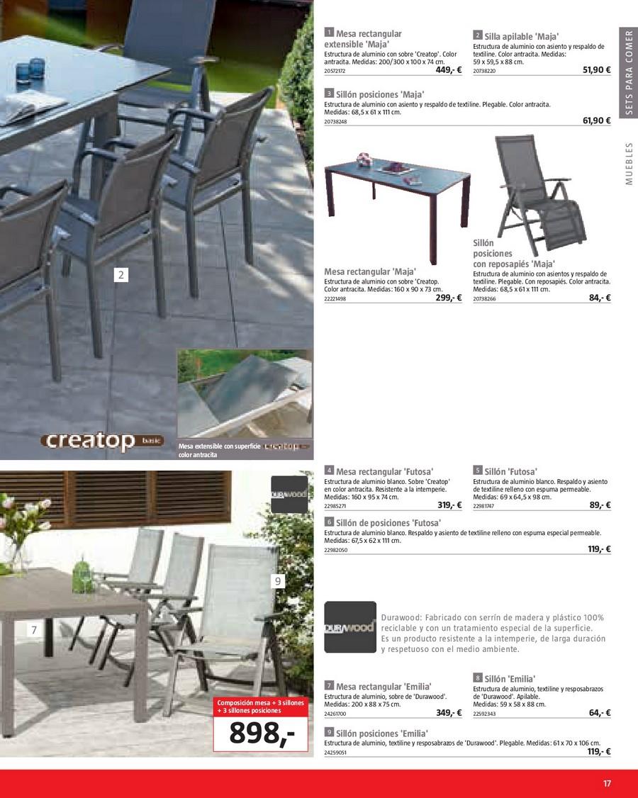Bauhaus jardin 201617 - Bauhaus muebles jardin ...