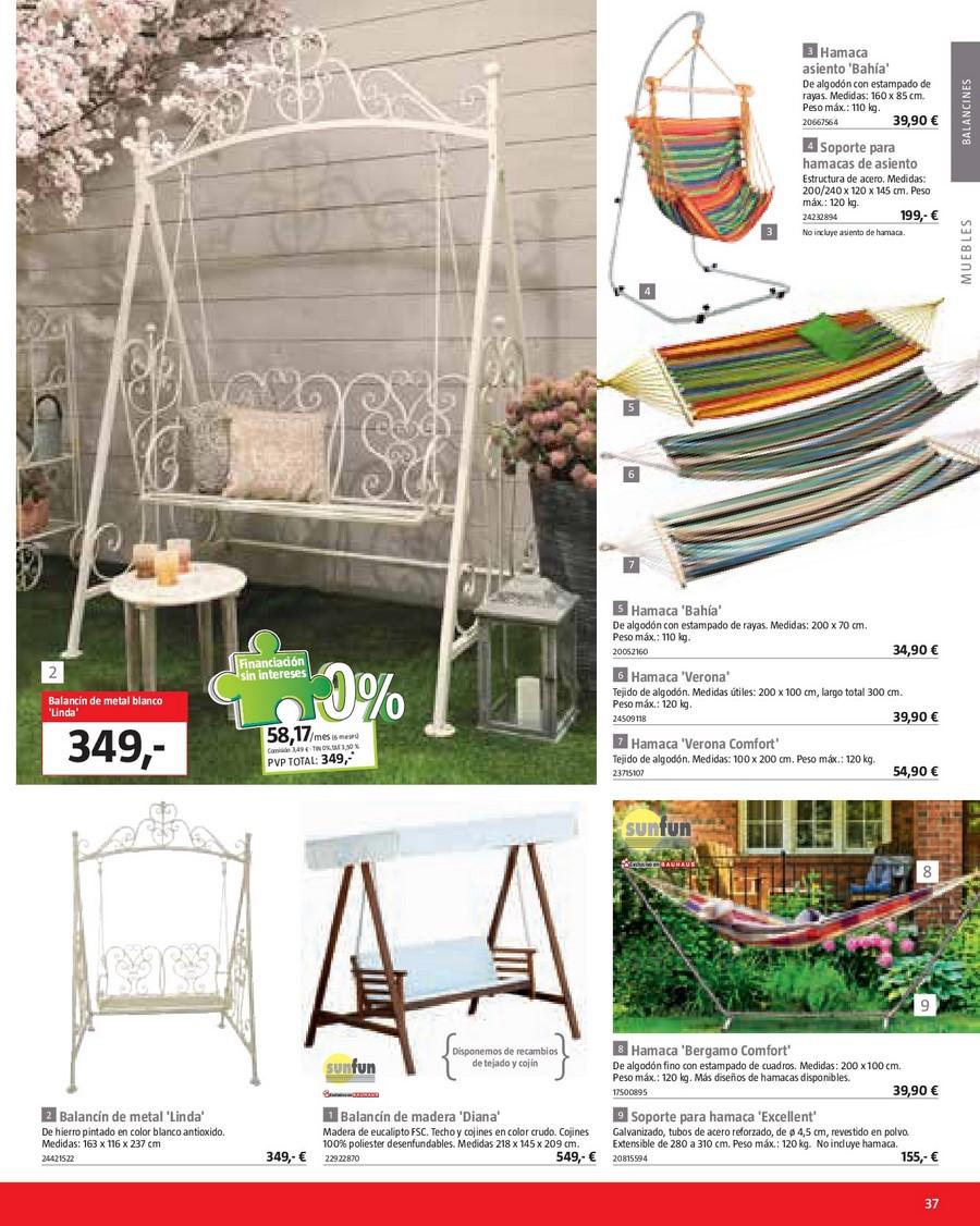 Bauhaus jardin 201637 - Bauhaus muebles jardin ...