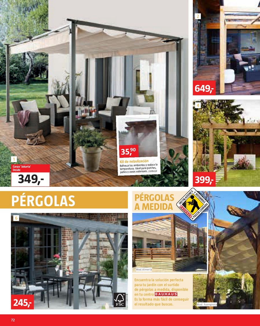 Bauhaus jardin 201672 for Bauhaus cocinas 2016