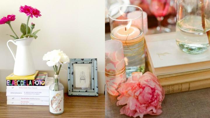 Ideas para decorar tu casa sin gastar dinero for Decorar habitacion sin gastar dinero