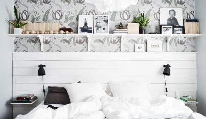Dormitorio ordenado 3