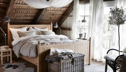 Dormitorio ordenado 5