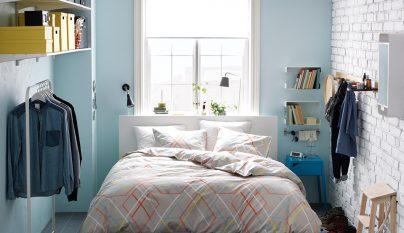 Dormitorio ordenado 6