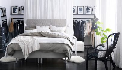 Dormitorio ordenado 9