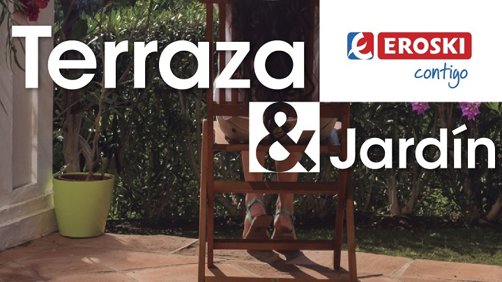 Eroski Terraza Jardin 2016 catalogo