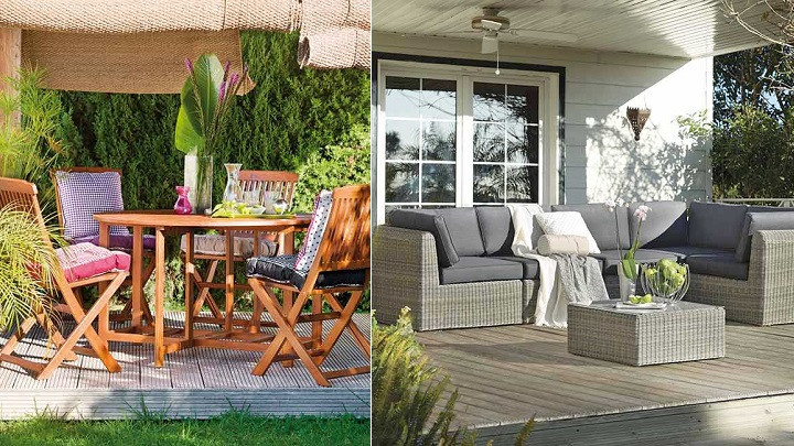 Decorablog revista de decoraci n - Eroski sillas terraza ...