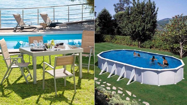 Eroski cat logo terraza y jard n 2016 for Piscinas hinchables eroski