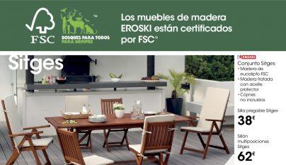 Eroski cat logo terraza y jard n 2016 - Mesa cultivo ikea ...