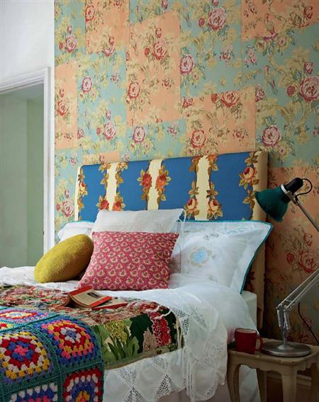 Baños Estilo Bohemio:Cómo decorar un dormitorio con estilo bohemio (12/20)
