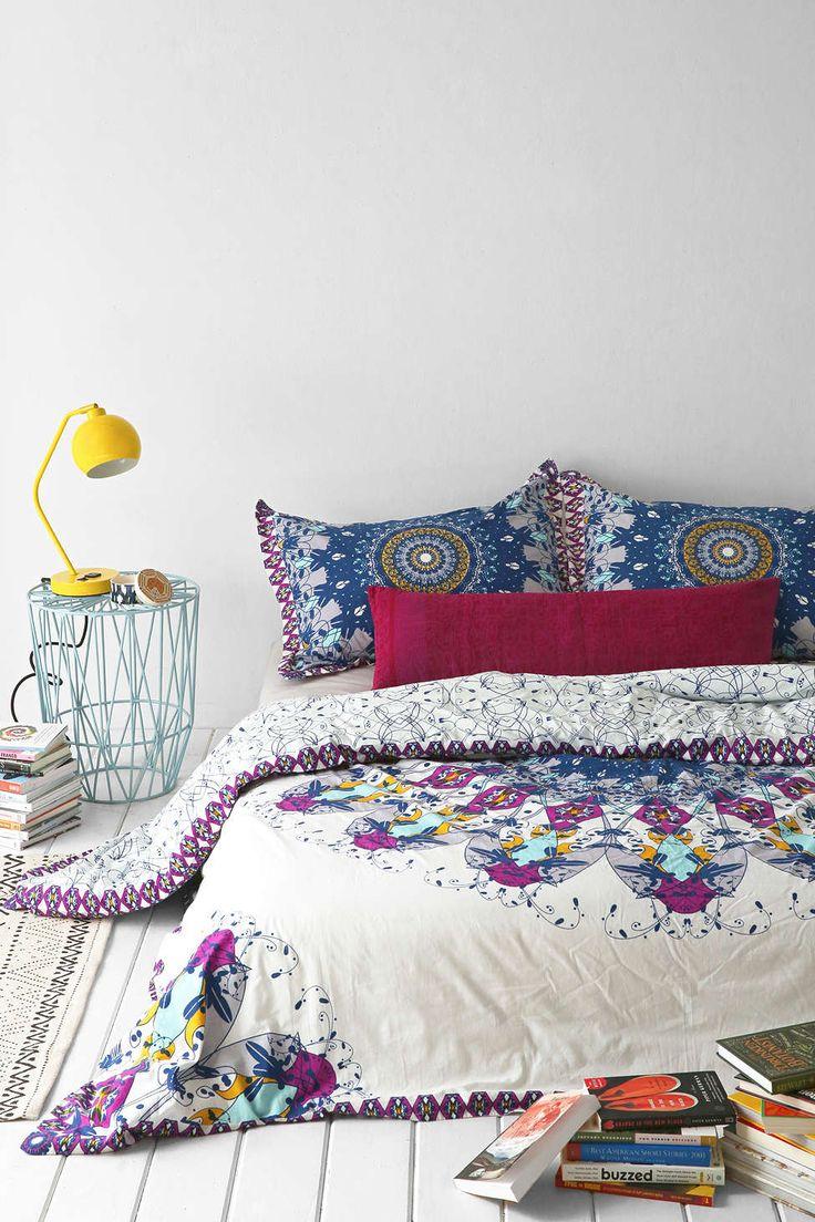 Baños Estilo Bohemio:Cómo decorar un dormitorio con estilo bohemio (8/20)
