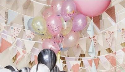 Ideas decoracion cumpleaños 3