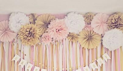 Ideas decoracion cumpleaños 8