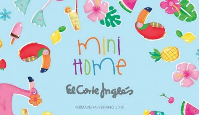 Mini Home PV 2016 El Corte Ingles