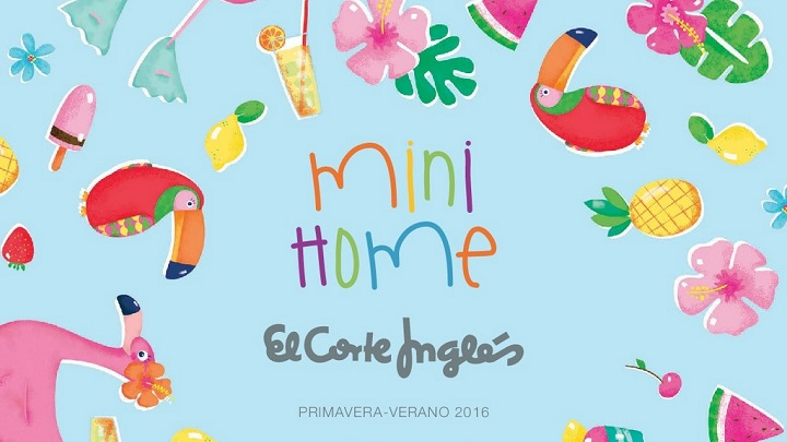 Mini Home PV 2016 El Corte Ingles