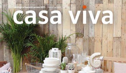 Casa viva cat logo primavera verano 2016 - Casa viva catalogo ...