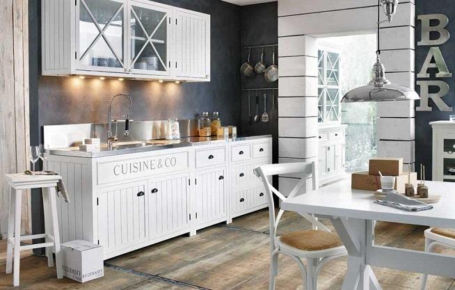 Cocinas retro vintage cocinas con azulejos verdes for Muebles de cocina vintage