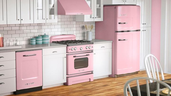 cocina rosa foto2