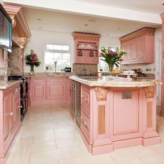 Cocina rosa11 - Cocina rosa ...