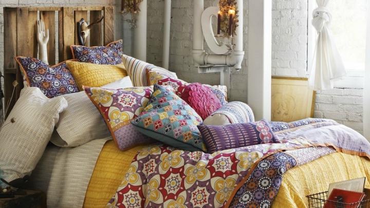 decoracion dormitorio estilo bohemio3