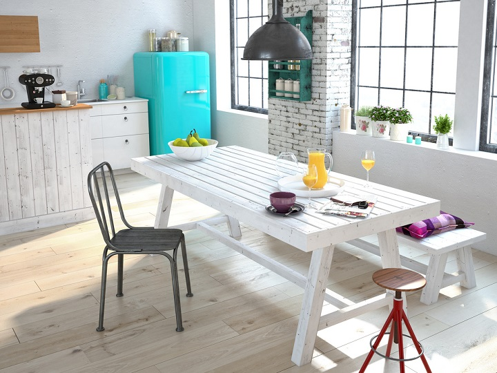 decoracion scandi colorida 2