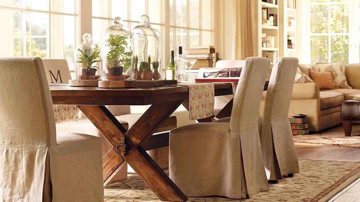 Decorar un comedor amplio y luminoso - Como decorar comedor ...