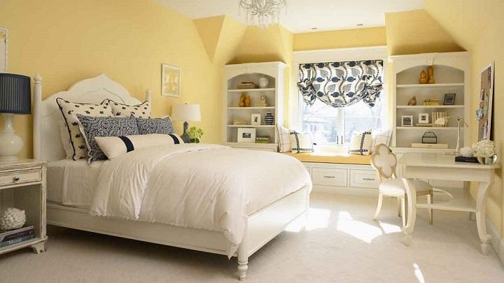dormitorio amarillo foto2