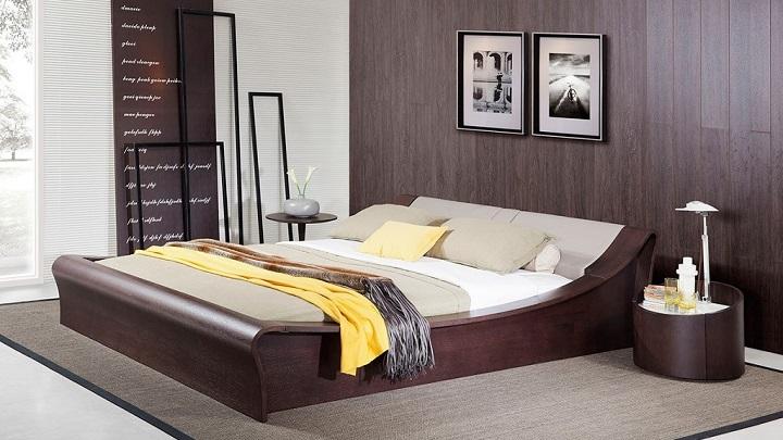 dormitorio marron foto2