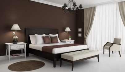 dormitorio marron1