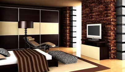 dormitorio marron18