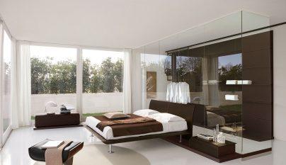 dormitorio marron2