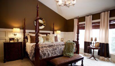 dormitorio marron22