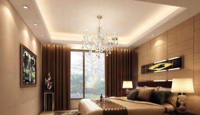 dormitorio marron26