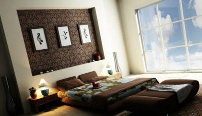 dormitorio marron27